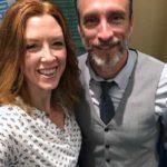 Stephanie Hudson and Mike Michalowicz